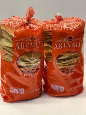 Arevalo Tostada Cevichera (Bag) 230g