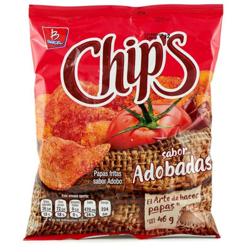 Barcel Chips Adobadas (Bag) 51g