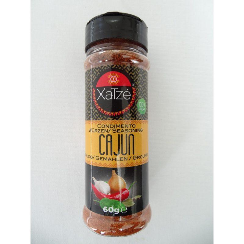 Cajun Condiment, 60g, Xatze (Bottle)