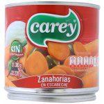 Carey Zanahorias en Escabeche 380 g (Tin) – Pickled Carrots Sliced