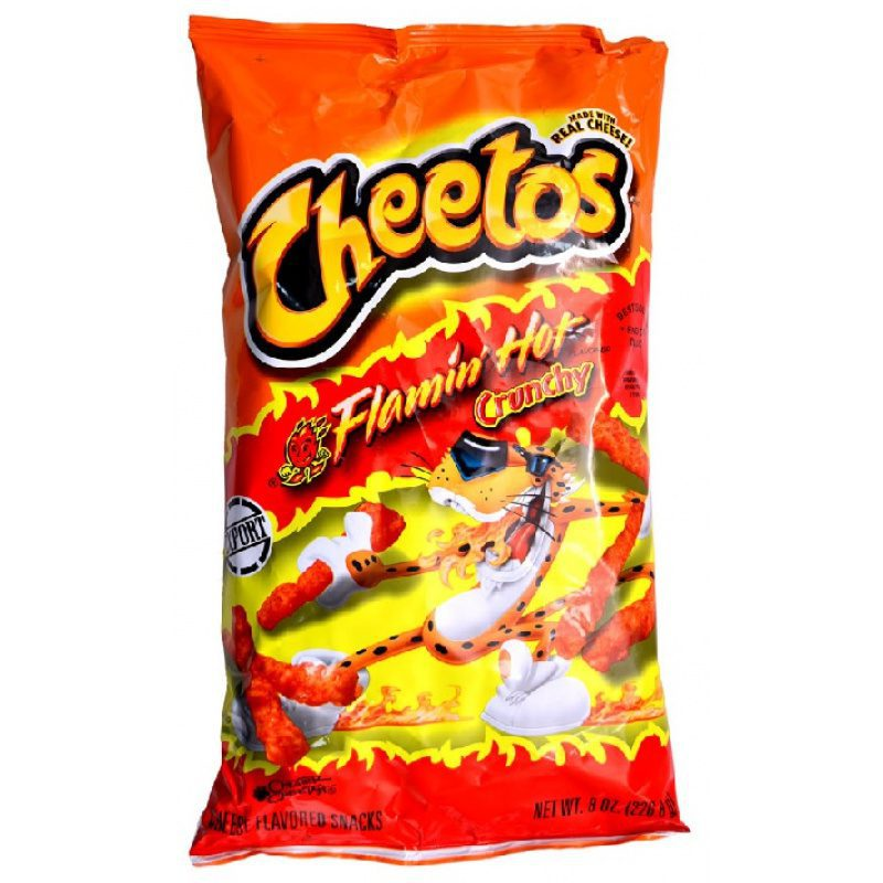 Cheetos 226g Flamin Hot (Big Bag)