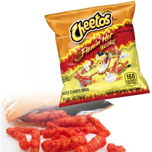 Cheetos 34g Flamin Hot (Small Bag)