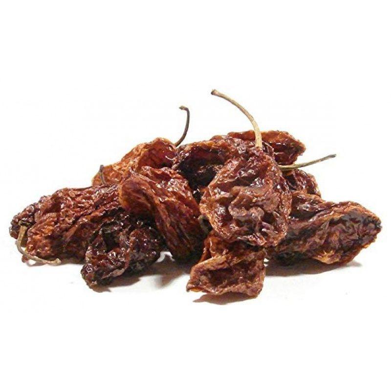Paolas Dry Chilli Habanero, 1kg ,[Chile Habanero Seco, Chili Habanero]