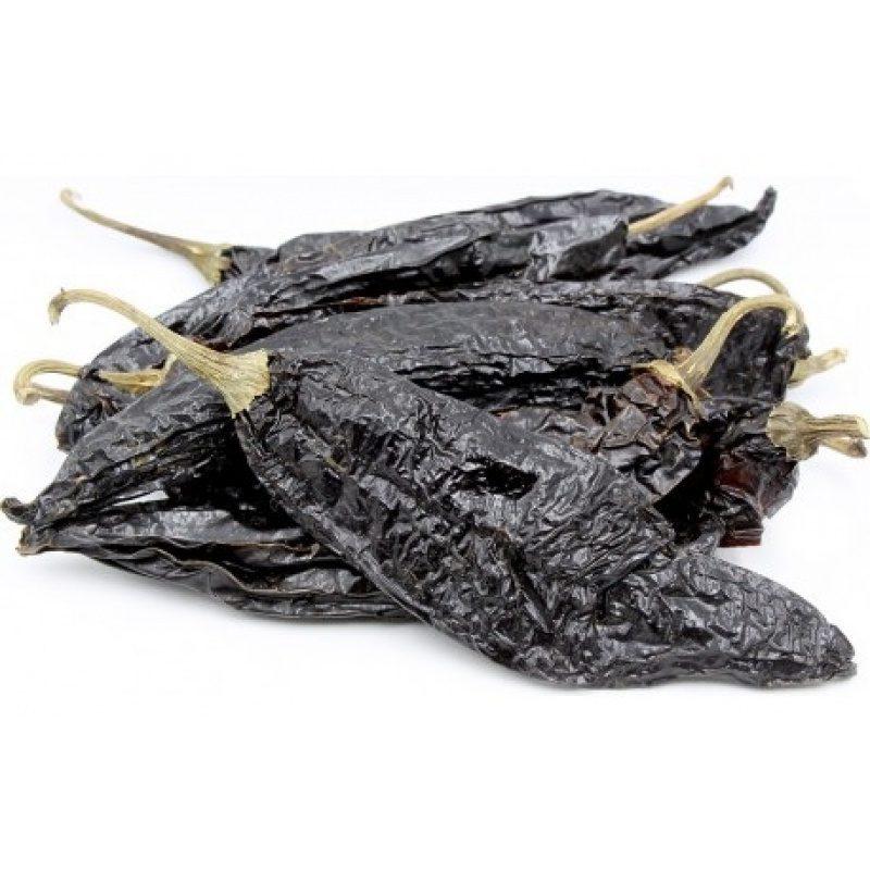 Paolas Dry Chilli Pasilla 1 kg, [Chile Pasilla Seco, Chili Pasilla]