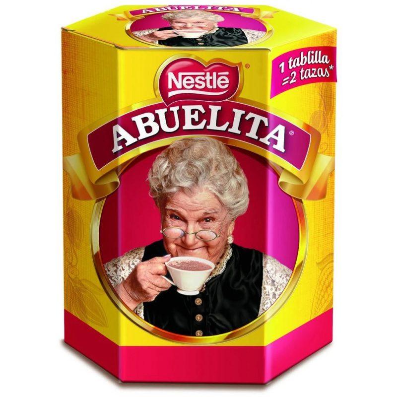 Chocolate Abuelita (Box) 6 x 90g