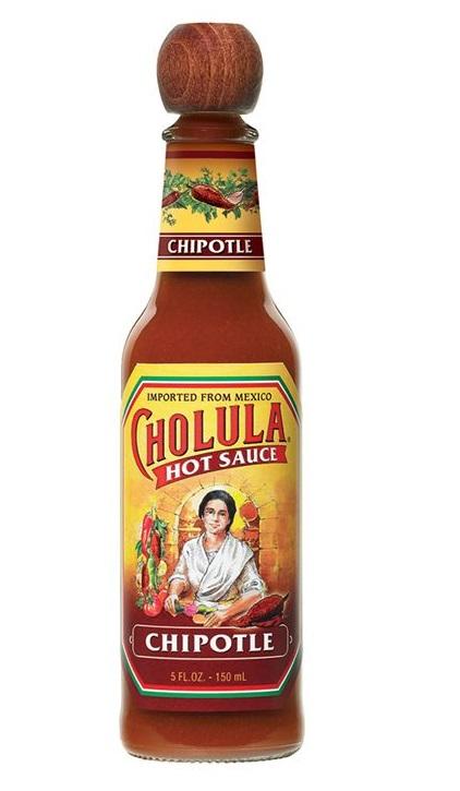 Cholula Hot Sauce, 150ml, Chipotle (Glass)