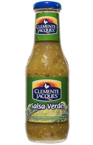 Clemente Jaques, Salsa Verde, 370g (Glass)