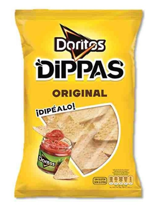 Doritos Dippas, 200g (Bag)