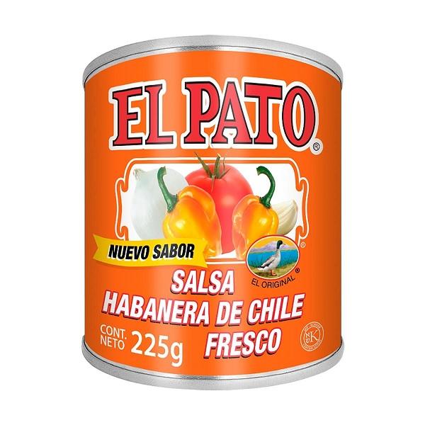 El Pato, Sauce Habanero, 225g (Tin)