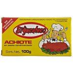 El Yucateco or La  Anita Achiote Paste 100g (Annatto)