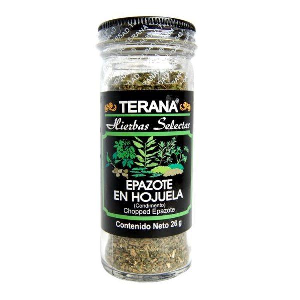 Epazote Dried, 26g, Terana (Glass)