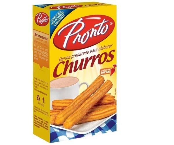 Pronto Flour to make Churros, 350g