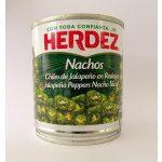 Herdez 200g Jalapeno Nachos (Tin) – No Vinegar