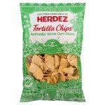 Herdez Tortilla Chips Original, 500g (Bag)