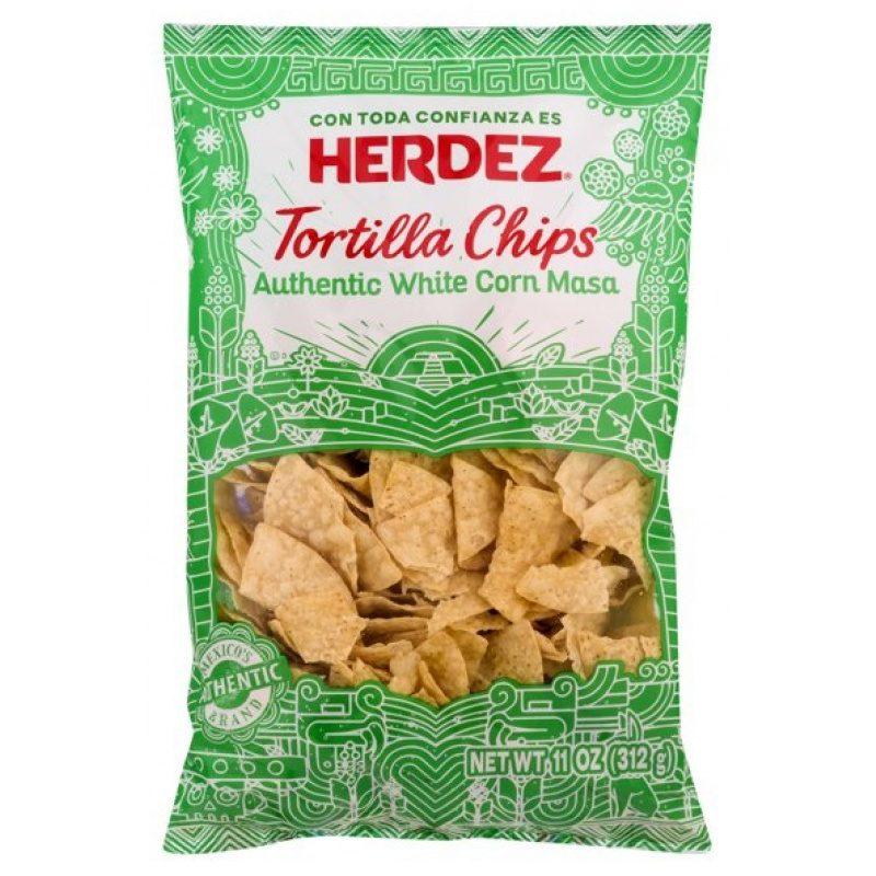 Herdez Tortilla Chips Original, 500g