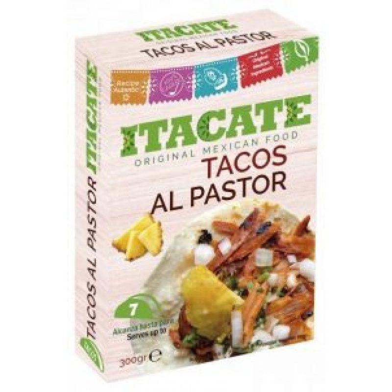 ITACATE, Tacos al Pastor, 300gr (Cooked Pork Meat)