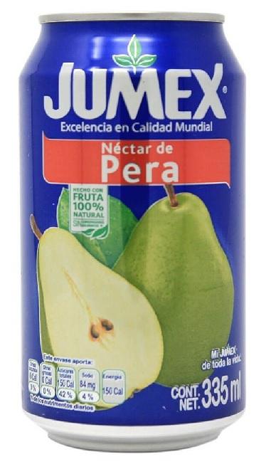 Jumex 335ml Pear Nectar - Pera (Can)