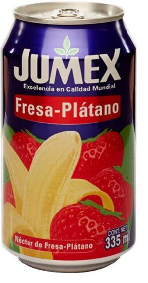 Jumex 335ml Strawberry / Banana Nectar (Can)