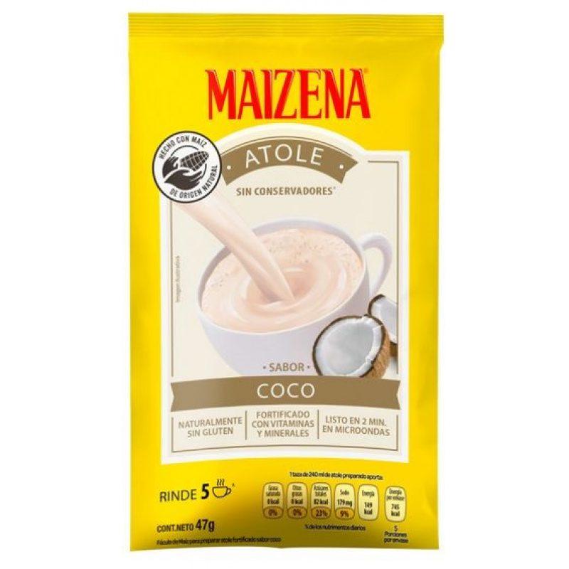 Maizena Atole Coconut 47g (Powder) - COCO