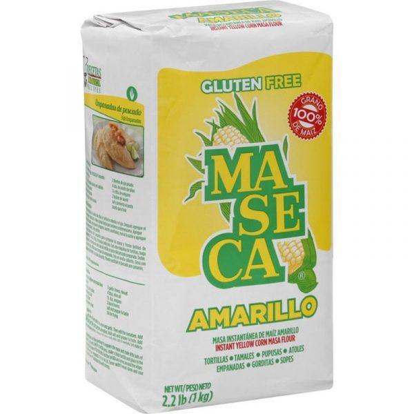 MASECA Amarillo, 1 kg, (Yellow Maseca Flour)