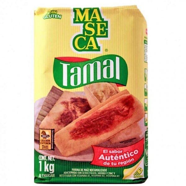 MASECA 1 kg, Tamal
