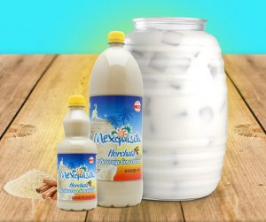 Mexquisita Horchata 700ml (Syrup, to make approx. 5.7 lts)