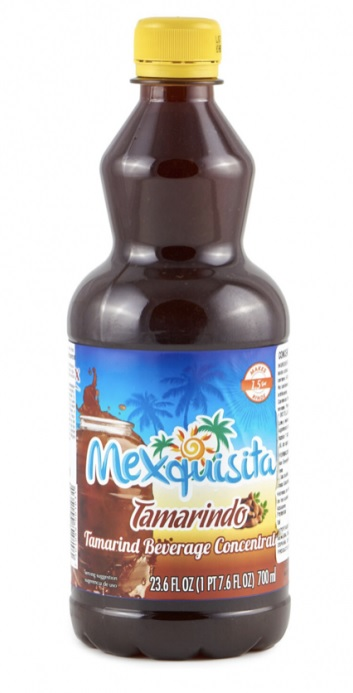 Mexquisita Tamarind 700ml (Syrup, to make approx. 5.7 lts)