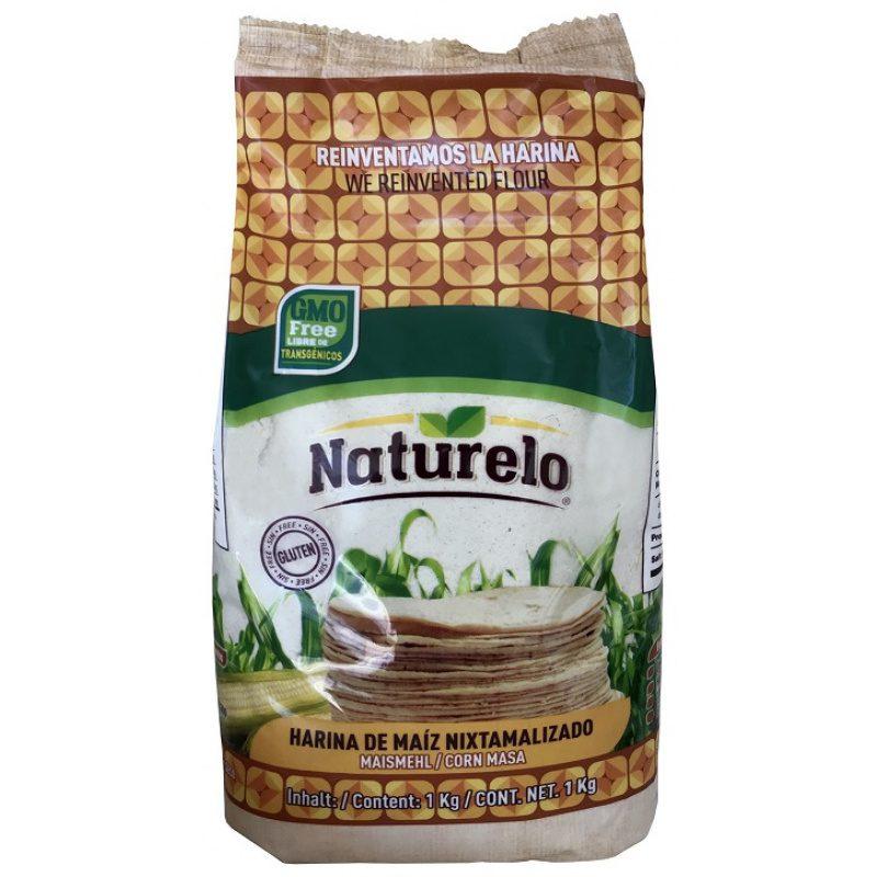 Naturelo Flour 1kg, White (Similar to Maseca)