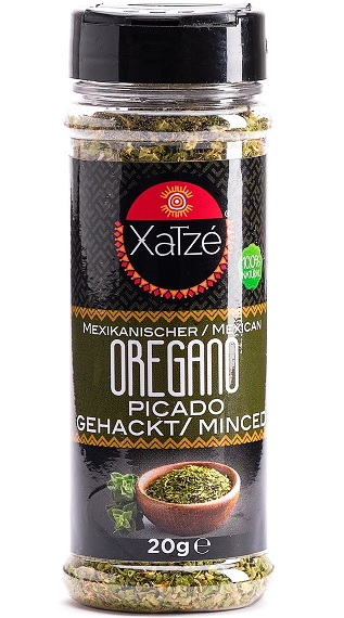 Oregano Mexican, 20g, Xatze (Bottle)