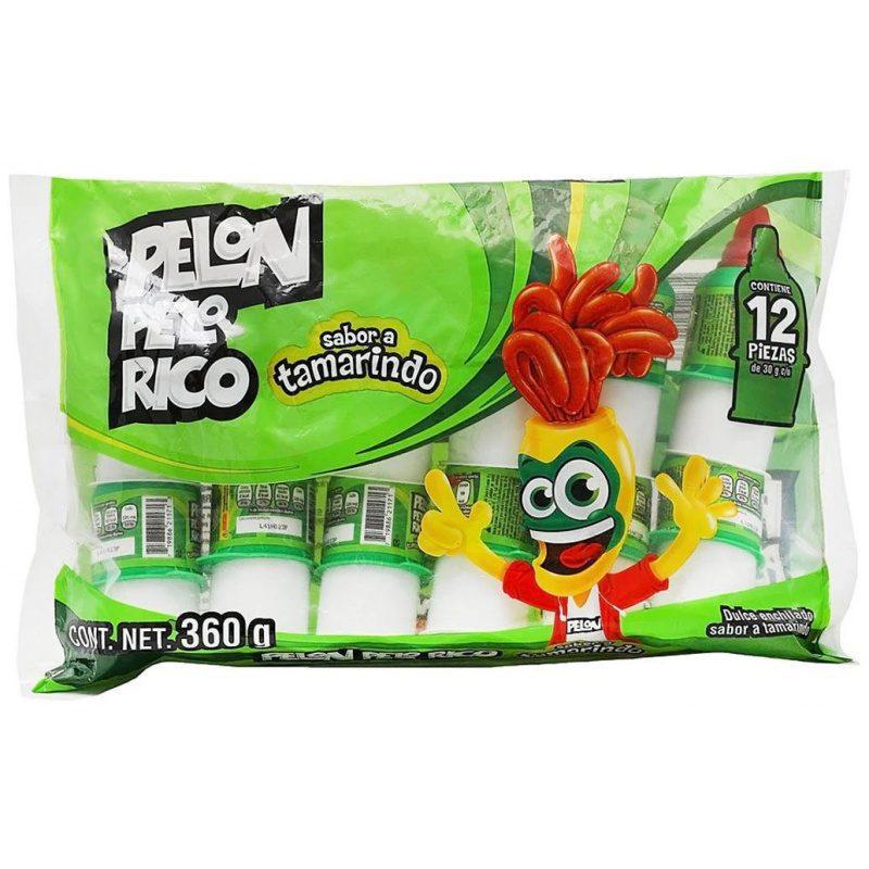 Pelon Pelo Rico (Bag) 12 x 30gr