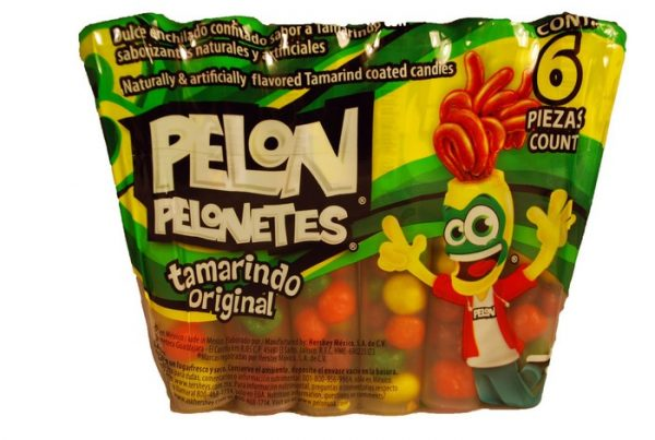 Pelon Pelonetes, 6 pcs + 1 Free (Net Weight 210g)