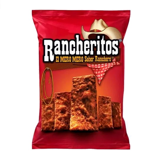 Rancheritos, 60g, Snack (Bag)