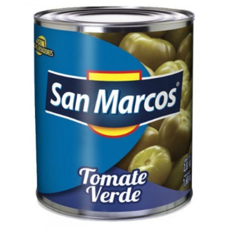 San Marcos, Whole Tomatillo 2.8kg