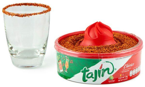 Tajin, Chili Powder with Lime 120gr, Escarchador, Rimmer