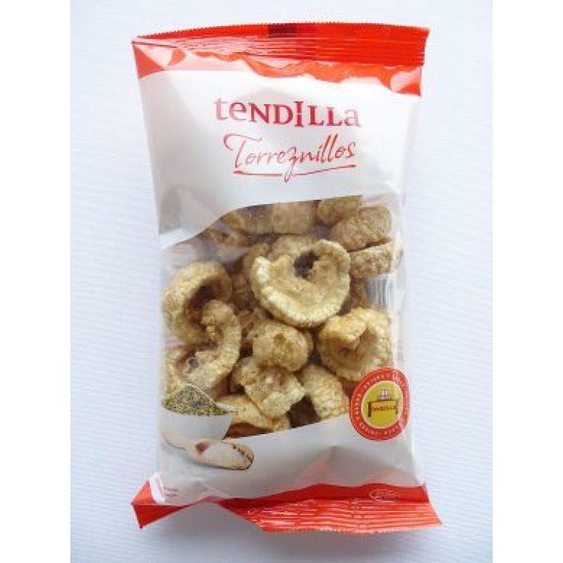 Tendilla, Chicharron Original 100g (Bag)