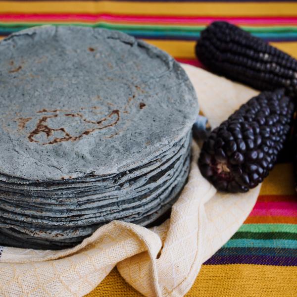 MASECA 1 kg, Azul (Maseca Flour, Blue)