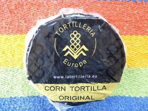 La Tortilleria, Corn Tortilla 15cm, 1kg
