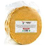 Komali Corn Tortilla for Frying (Tostada), 15cm, 500g = 33 Tortillas
