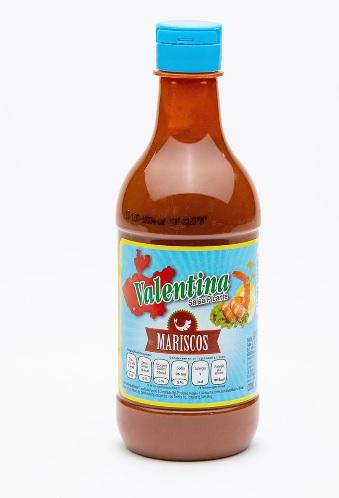 Salsa Valentina Mariscos [Seafood], 370ml