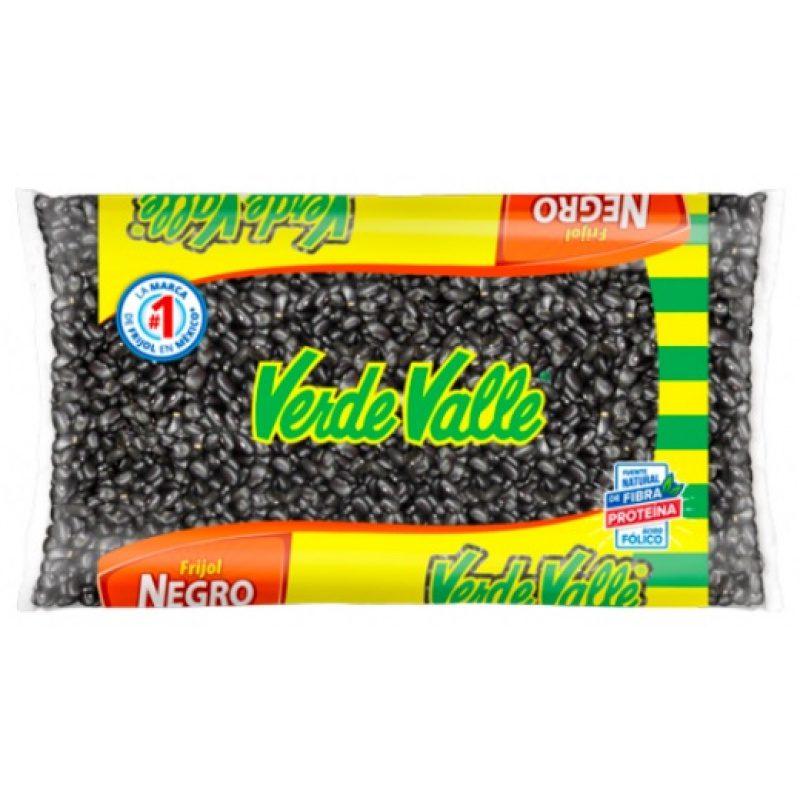 Verde Valle 1 kg Frijol Negro (Black Beans)