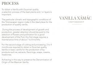 Organic Vanilla Pod (3 pcs, Vacuum Packed), L=15cm