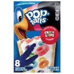 Pop Tarts, Froot Loops, 8 Units, 384g Net Weight
