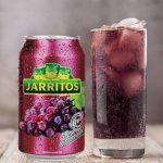 Jarritos Uva, 355ml (Can)